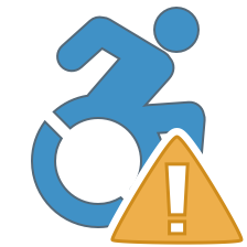 Partial Wheelchair<br />Access