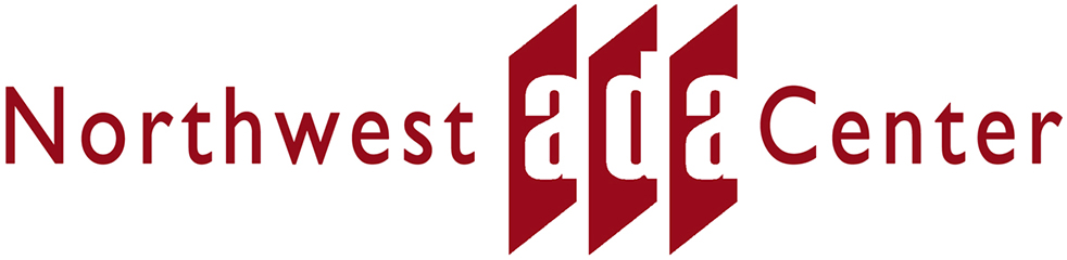 Logo Northwest ADA Center