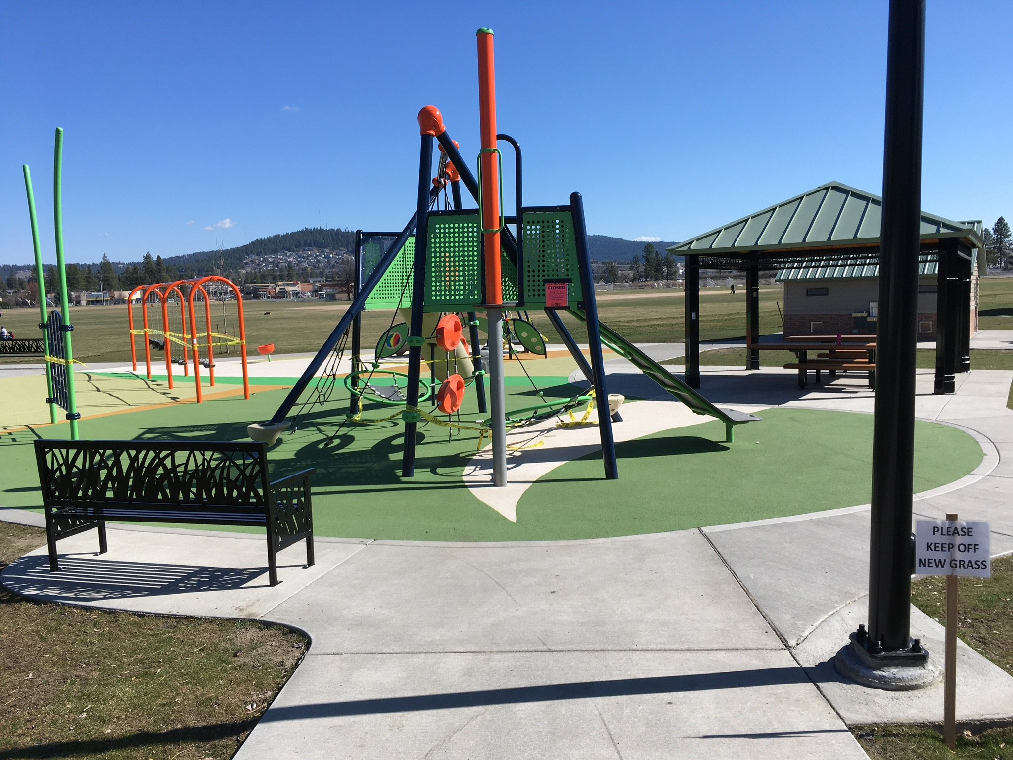 Another play structure
